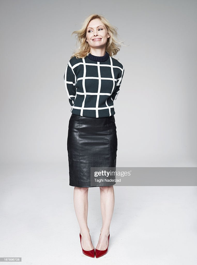 MyAnna Buring, Red Magazine, October 1, 2013