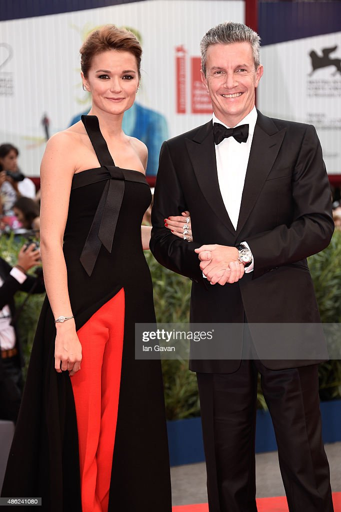 Premieres: 72nd Venice Film Festival - Jaeger-LeCoultre Collection