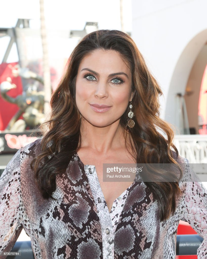 Actress Nadia Bjorlin attends the 'Day Of Days' a very special 'Days Of Our Lives' fan event at Universal CityWalk on November 11, 2017 in Universal City, California.