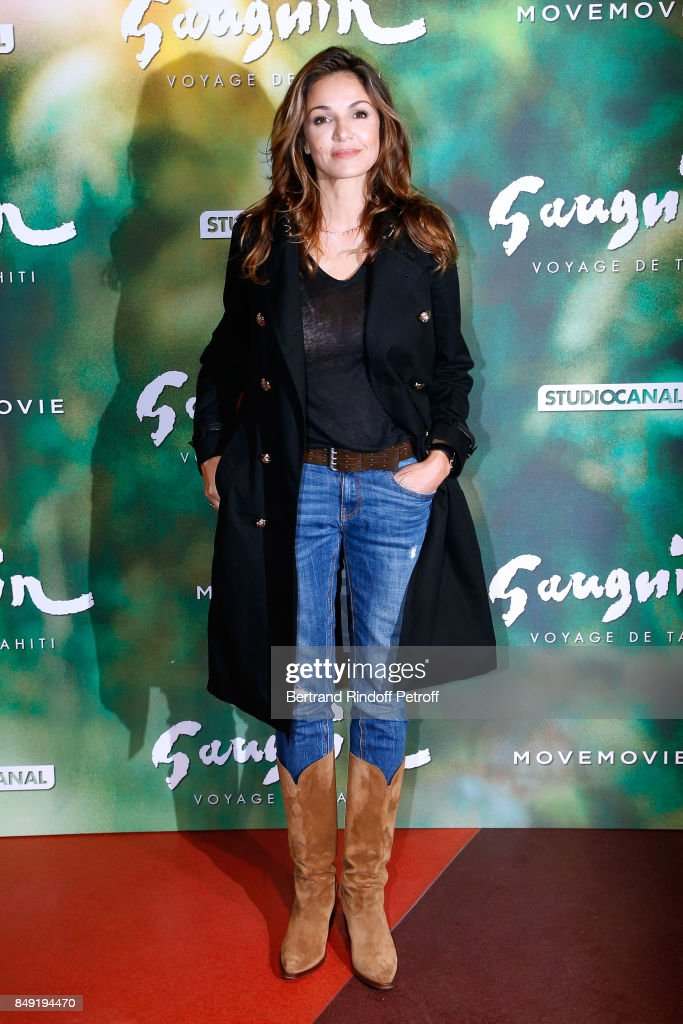 """Gauguin, Voyage De Tahiti"" Paris Premiere At Cinema Gaumont Capucines"