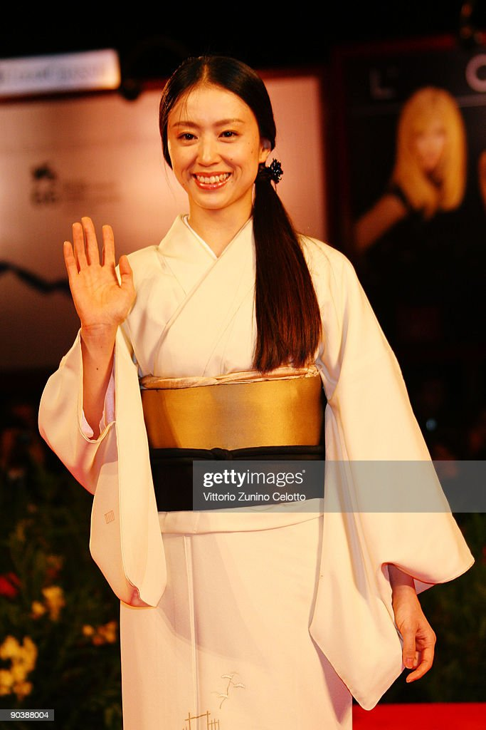 Tetsuo The Bullet Man Red Carpet - 66th Venice Film Festival : News Photo