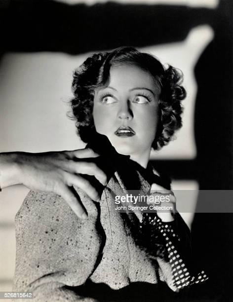 Actress Nancy Carroll Being Grabbed