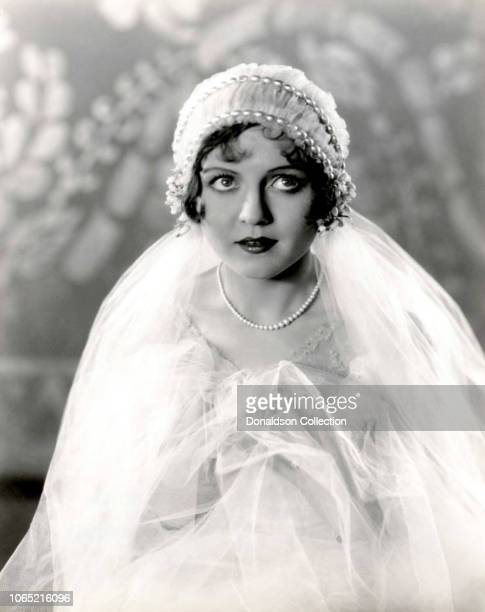 Actress Nancy Carroll in a scene from the movie Abie's Irish Rose
