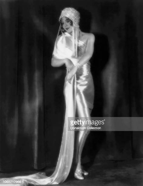 Actress Nancy Carroll in a scene from the movie The Shopworn Angel
