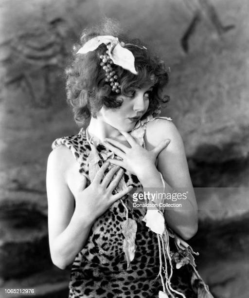 Actress Nancy Carroll in a scene from the movie The Water Hole