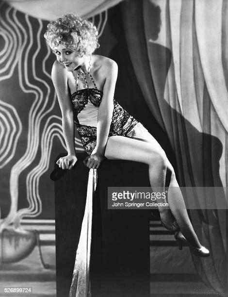 Actress Nancy Carroll