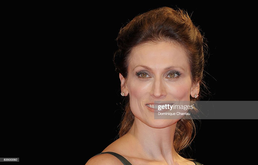 Actress Nancy La Scala attends the 'Vegas Based on a True Story' premiere at the Sala Grande during the 65th Venice Film Festival on September 1, 2008 in Venice, Italy.