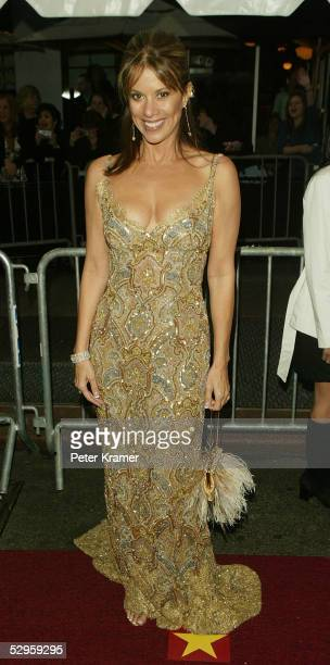 Actress Nancy Lee Grahn arrives at the 32nd Annual Daytime Emmy Awards at Radio City Music Hall May 20 2005 in New York City