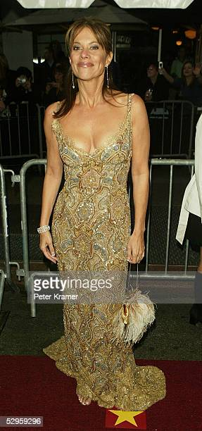 Actress Nancy Lee Grahn arrives at the 32nd Annual Daytime Emmy Awards at Radio City Music Hall May 20, 2005 in New York City.