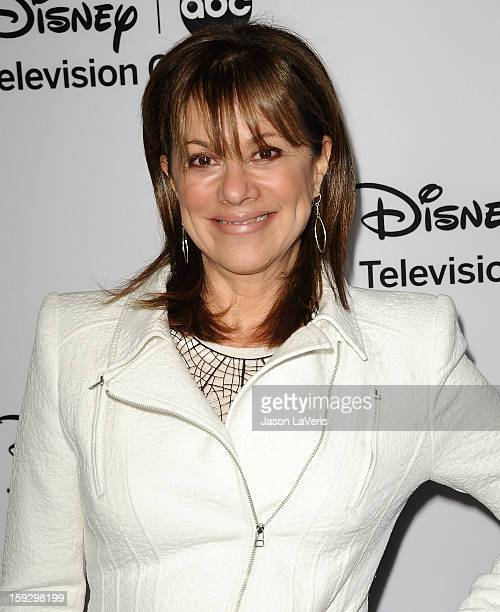 Actress Nancy Lee Grahn attends the Disney ABC Television Group 2013 TCA Winter Press Tour at The Langham Huntington Hotel and Spa on January 10,...