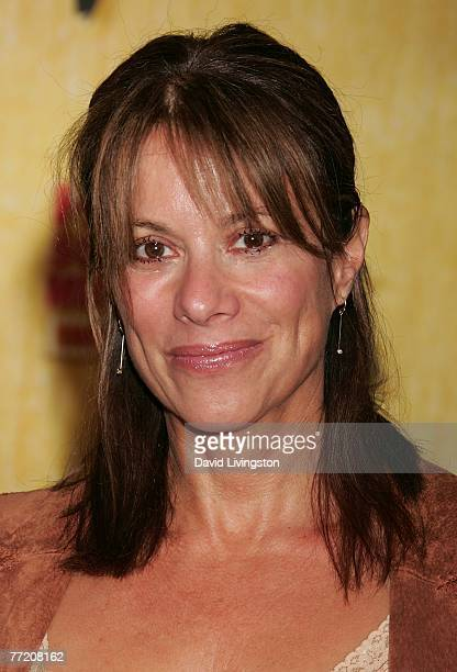 Actress Nancy Lee Grahn attends the Los Angeles gala of Disney's High School Musical: The Ice Tour at Staples Center on October 5, 2007 in Los...
