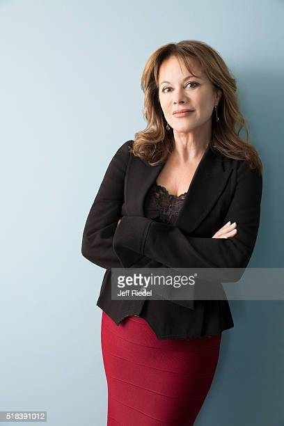 Actress Nancy Lee Grahn is photographed for TV Guide Magazine on January 14 2015 in Pasadena California