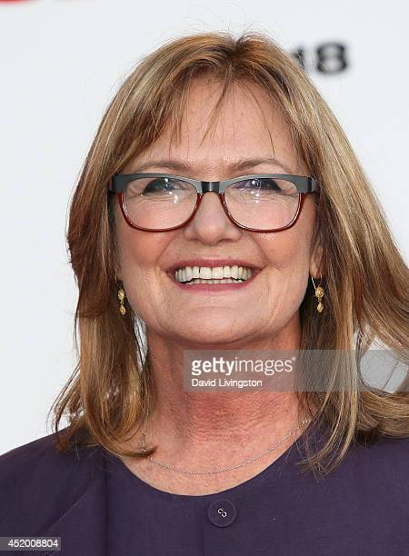 """Actress Nancy Lenehan attends the premiere of Columbia Pictures' """"Sex Tape"""" at the Regency Village Theatre on July 10, 2014 in Westwood, California."""
