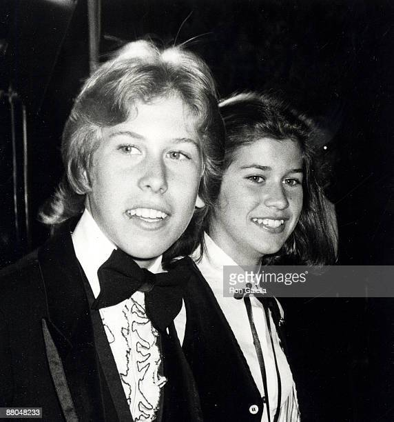 Actress Nancy McKeon and actor Phillip McKeon attending the premiere party for The Muppets Go Hollywood on April 6 1979 at the Coconut Grove at the...
