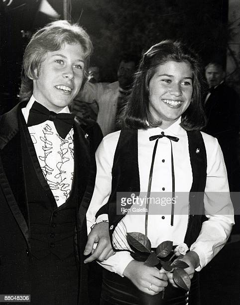 """Actress Nancy McKeon and actor Phillip McKeon attending the premiere party for """"The Muppets Go Hollywood"""" on April 6, 1979 at the Coconut Grove at..."""