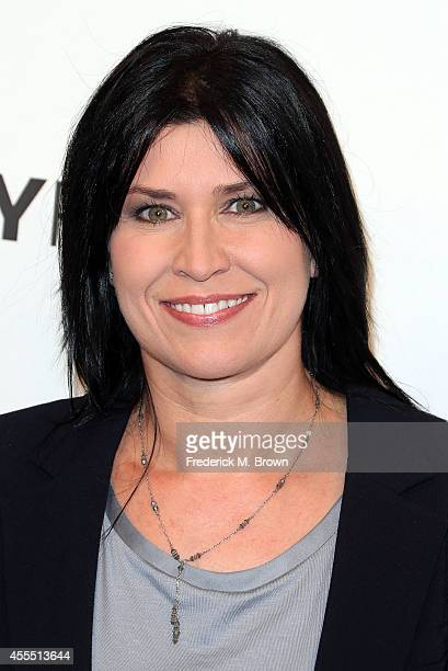 Actress Nancy McKeon attends The Paley Center for Media's PaleyFest 2014 Fall TV Preview The Facts of Life 35th Anniversary Reunion at The Paley...