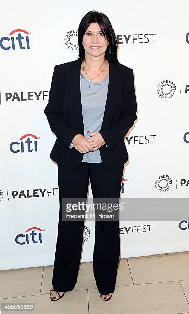 """Actress Nancy McKeon attends The Paley Center for Media's PaleyFest 2014 Fall TV Preview - """"The Facts of Life"""" 35th Anniversary Reunion at The Paley..."""
