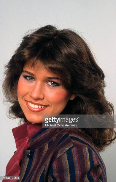 Actress Nancy McKeon poses for a portrait in circa 1980.