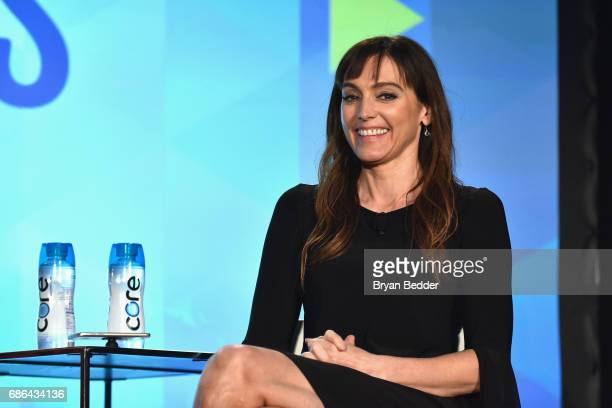 Actress Nancy Pimental speaks onstage during the 2017 Vulture Festival at Milk Studios on May 21, 2017 in New York City.