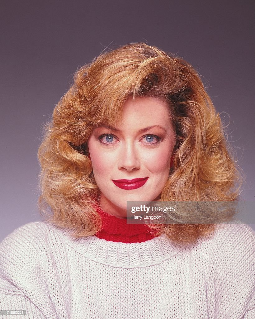 Nancy Stafford Portrait Session : News Photo