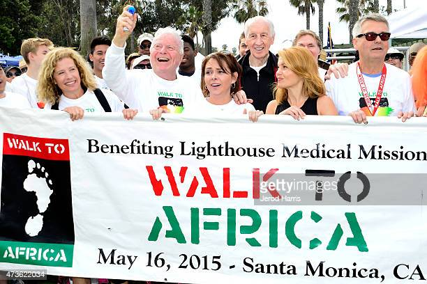 Actress Nancy Travis, former Los Angeles Mayor Richard Riordan, former Miss America Leanza Cornett, pastor Jack Hayford, actress Candace Cameron-Bure...