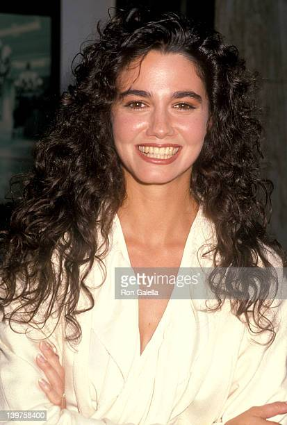 Actress Nancy Valen attends NBC Fall TCA Press Tour on July 18, 1990 at the Century Plaza Hotel in Century City, California.