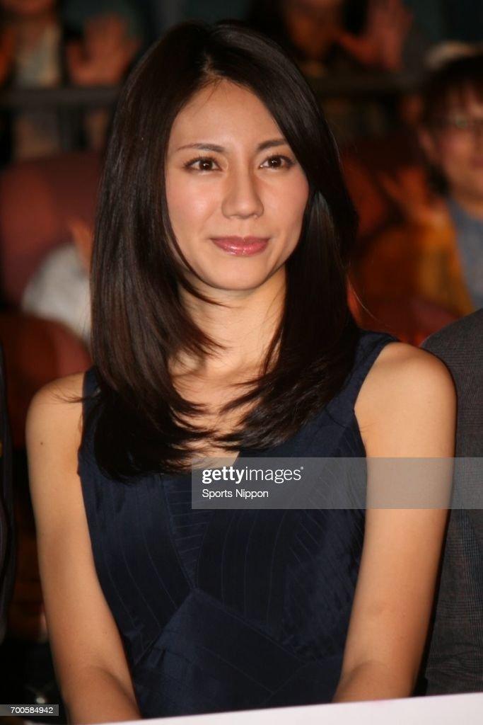 Nao Matsushita Attends Preview Screening In Tokyo : News Photo