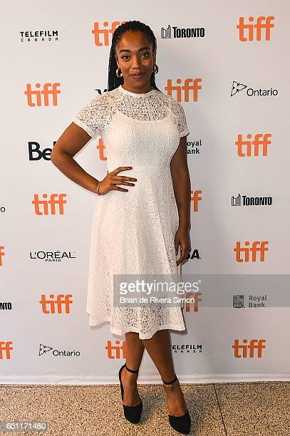 "Actress Naomi Ackie attends ""Lady Macbeth"" premiere during 2016 Toronto International Film Festival at Winter Garden Theatre on September 9, 2016 in..."