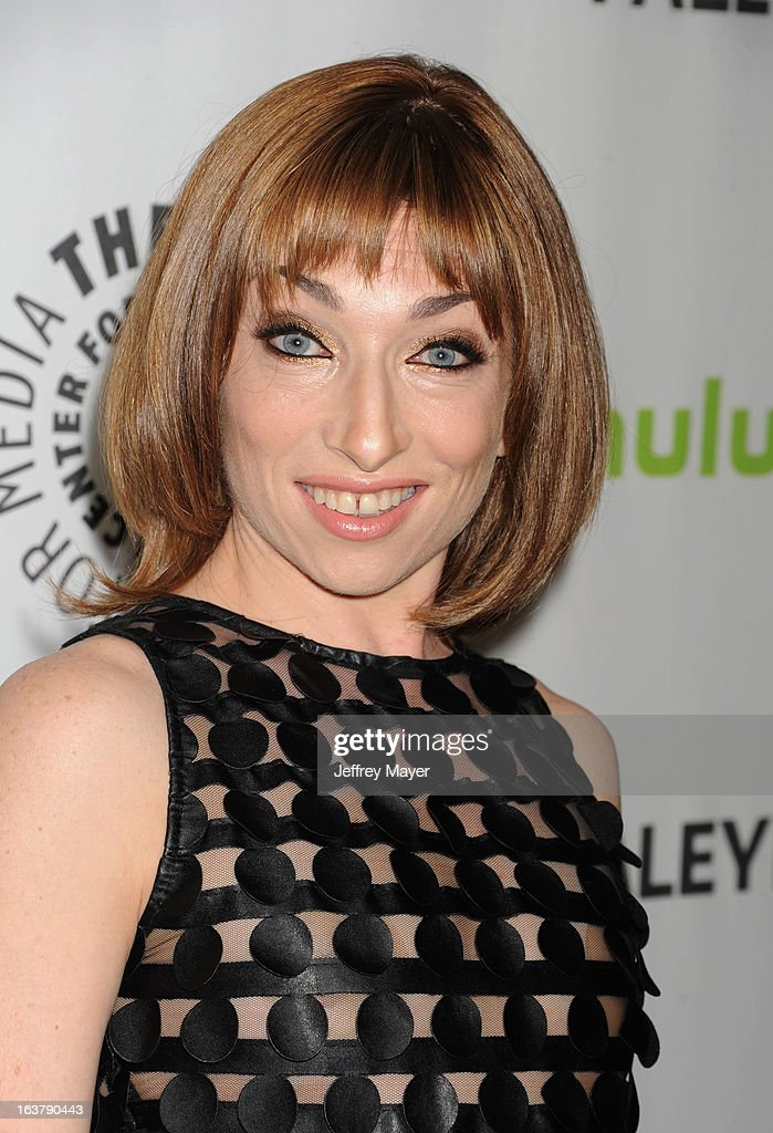 Actress Naomi Grossman arrives at the 30th Annual PaleyFest: The William S. Paley Television Festival - Closing Night Presentation honoring 'American Horror Story' at Saban Theatre on March 15, 2013 in Beverly Hills, California.