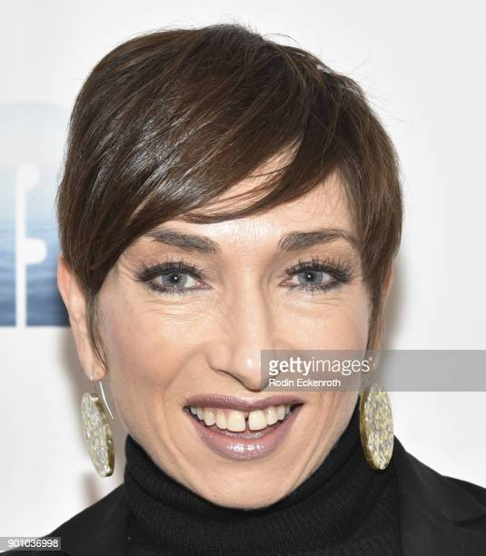 Actress Naomi Grossman attends ZBS Backstage Present The Wonder Women of Hollywood at Zak Barnett Studios on January 3 2018 in Los Angeles California