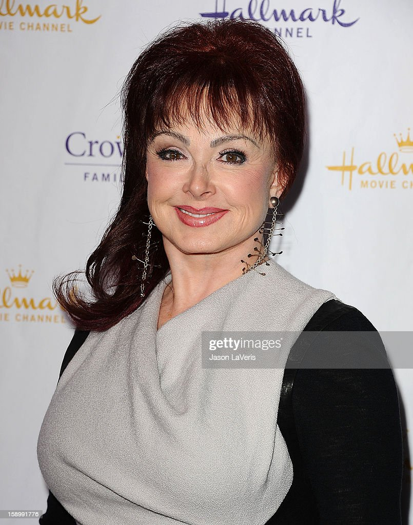 Actress Naomi Judd attends the Hallmark Channel 2013 winter press gala at Huntington Library on January 4, 2013 in Pasadena, California.