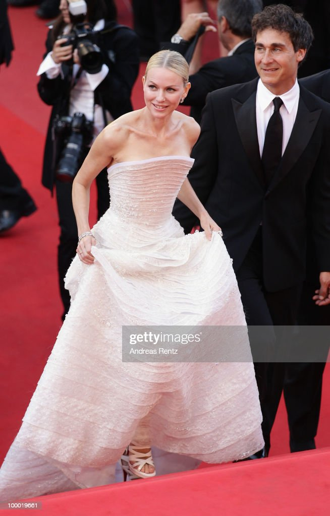 Actress Naomi Watts and director Doug Liman attends the 'Fair Game' Premiere at the Palais des Festivals during the 63rd Annual Cannes Film Festival on May 20, 2010 in Cannes, France.