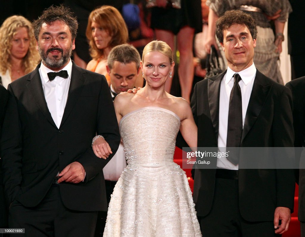 Actress Naomi Watts and director Doug Liman (R) depart the 'Fair Game' Premiere at the Palais des Festivals during the 63rd Annual Cannes Film Festival on May 20, 2010 in Cannes, France.