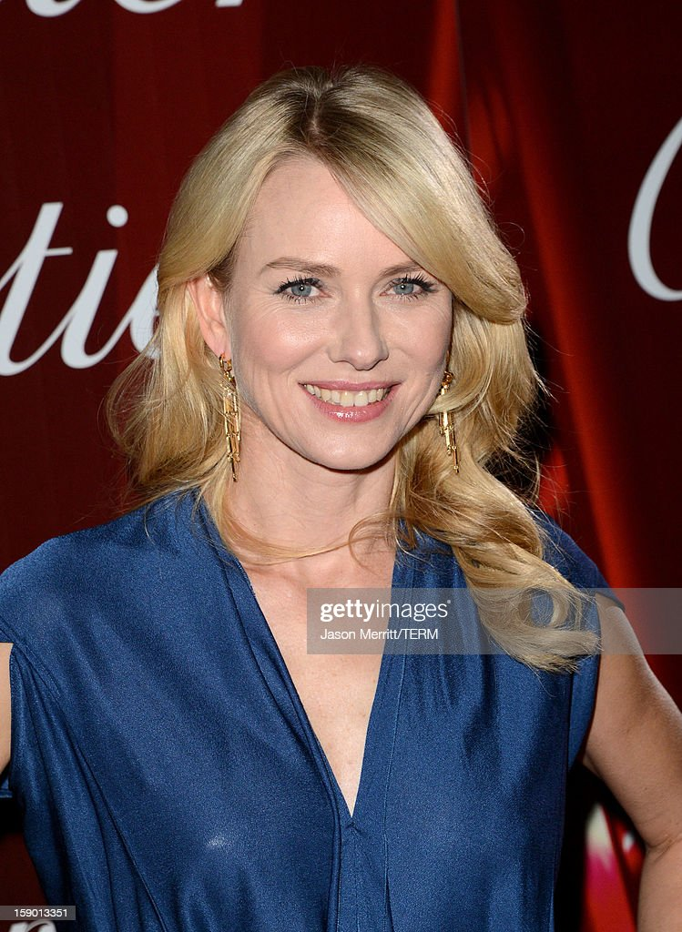 Actress Naomi Watts arrives at the 24th annual Palm Springs International Film Festival Awards Gala at the Palm Springs Convention Center on January 5, 2013 in Palm Springs, California.
