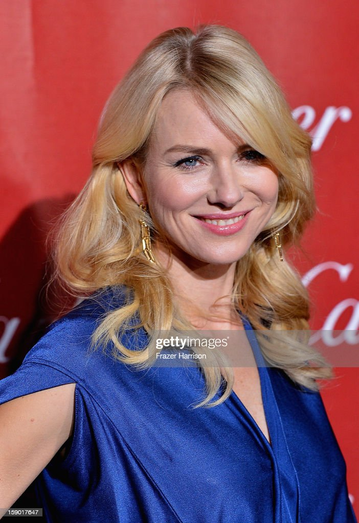 Actress Naomi Watts arrives at The 24th Annual Palm Springs International Film Festival Awards Gala on January 5, 2013 in Palm Springs, California.
