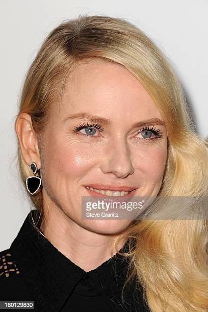 Actress Naomi Watts arrives at the 24th Annual Producers Guild Awards held at The Beverly Hilton Hotel on January 26, 2013 in Beverly Hills,...