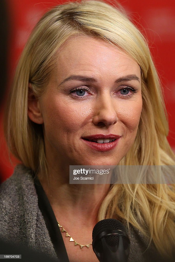 Actress Naomi Watts arrives at the 'Two Mothers' Premiere at the 2013 Sundance Film Festival at Eccles Center Theatre on January 18, 2013 in Park City, Utah.