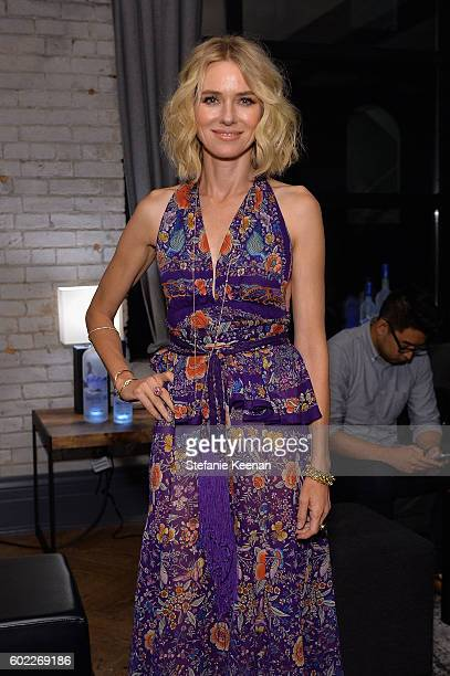 Actress Naomi Watts at The Bleeder TIFF party hosted by GREY GOOSE Vodka at Storys Building on September 10 2016 in Toronto Canada