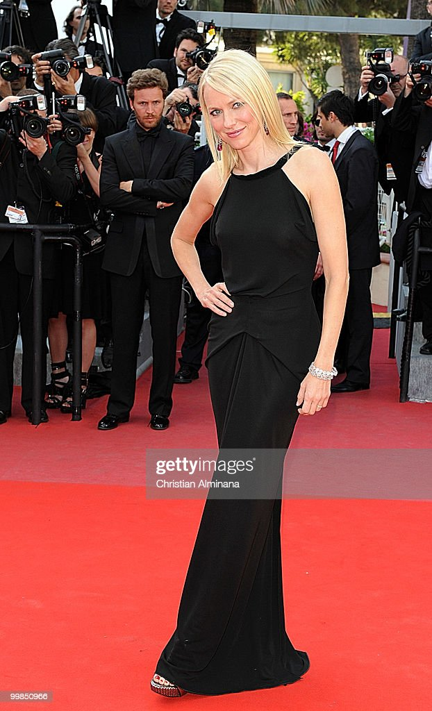 Actress Naomi Watts attends 'Biutiful' Premiere at the Palais des Festivals during the 63rd Annual Cannes Film Festival on May 17, 2010 in Cannes, France.
