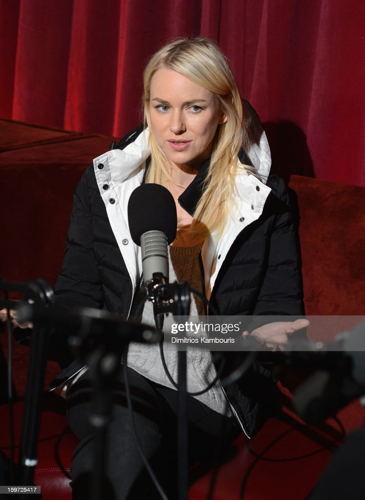 Actress Naomi Watts attends Day 2 of Village At The Lift 2013 on January 19, 2013 in Park City, Utah.