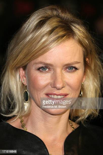 Actress Naomi Watts attends Showtime's new series premiere of Ray Donovan at the Directors Guild of America on June 25 2013 in Los Angeles California