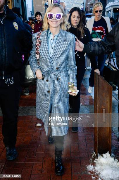 Actress Naomi Watts attends the 2019 Sundance Film Festival on January 26 2019 in Park City Utah