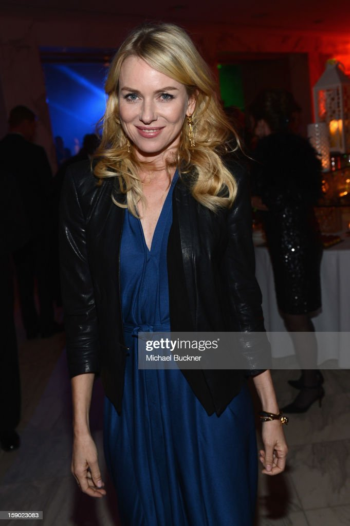 Actress Naomi Watts attends the 24th Annual Palm Springs International Film Festival Awards Gala After Party At Parker Palm Springs on January 5, 2013 in Palm Springs, California.