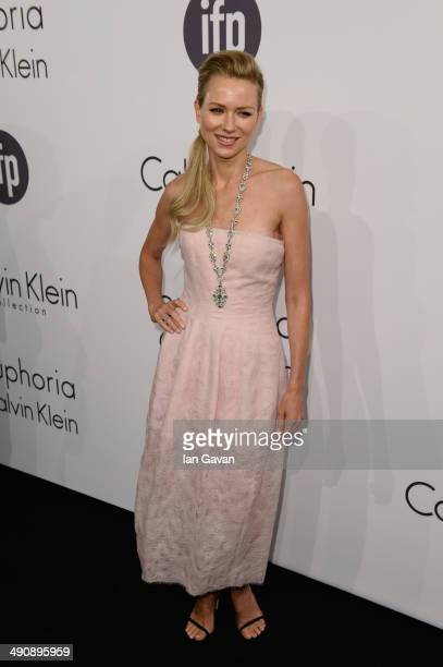 Actress Naomi Watts attends the Calvin Klein party during the 67th Annual Cannes Film Festival on May 15 2014 in Cannes France