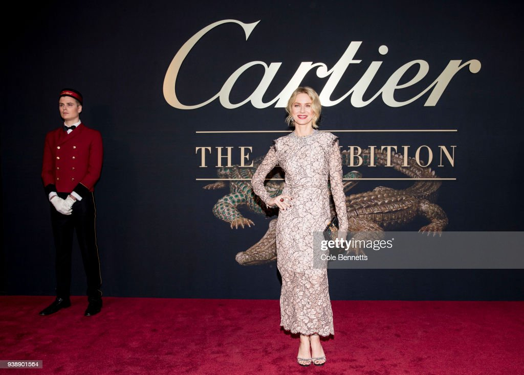 Cartier: The Exhibition Black Tie Dinner