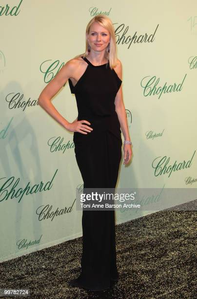 Actress Naomi Watts attends the Chopard 150th Anniversary Party at the VIP Room Palm Beach during the 63rd Annual International Cannes Film Festival...