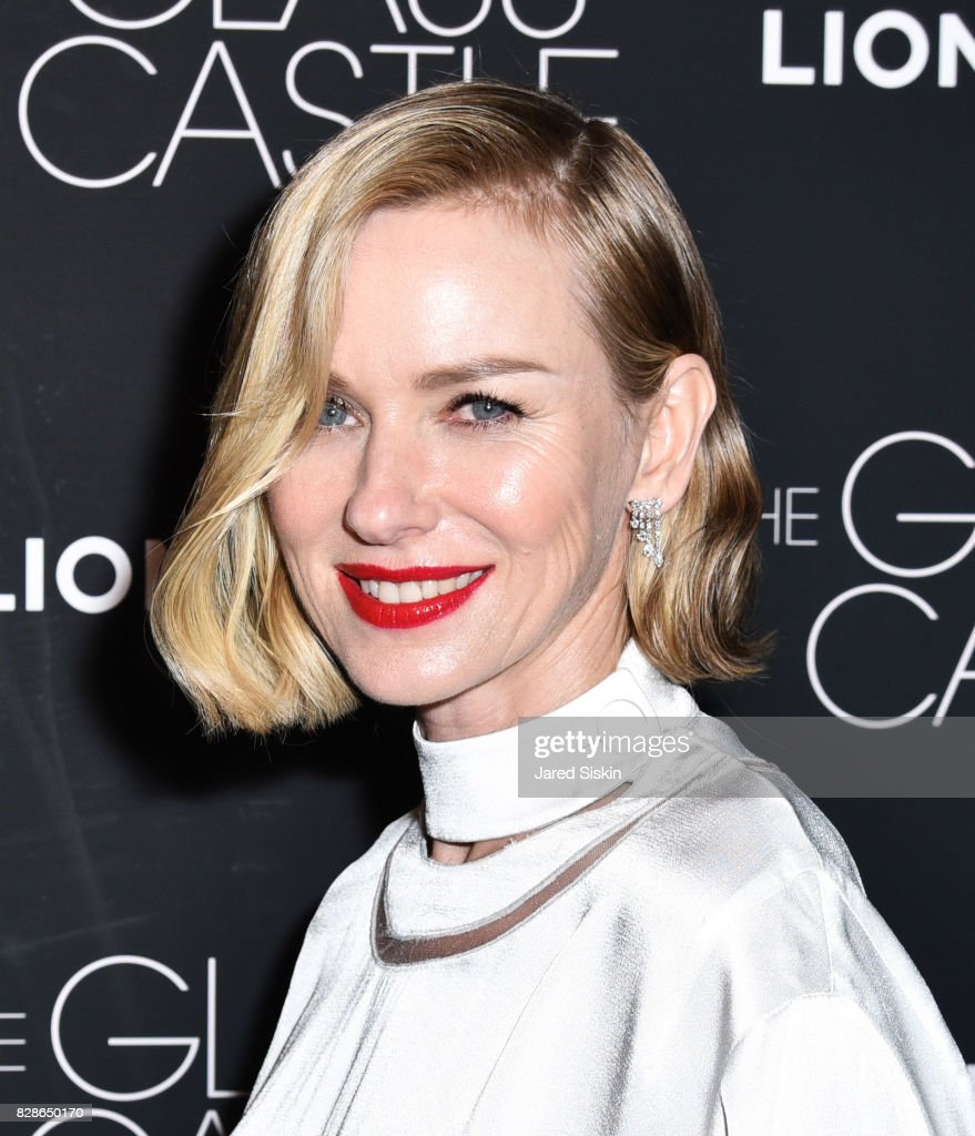 Actress Naomi Watts attends 'The Glass Castle' New York Screening at SVA Theatre on August 9, 2017 in New York City.