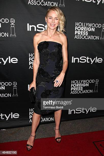 Actress Naomi Watts attends the HFPA & InStyle's 2014 TIFF celebration at the 2014 Toronto International Film Festival at Windsor Arms Hotel on...