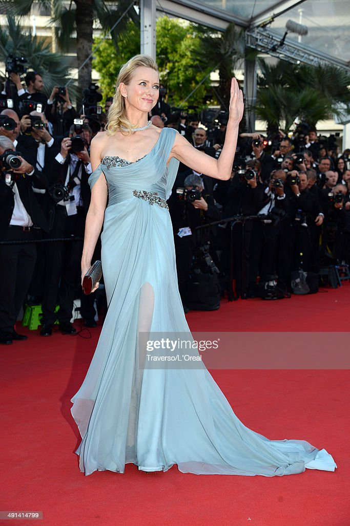 Actress Naomi Watts attends the 'How To Train Your Dragon 2' premiere during the 67th Annual Cannes Film Festival on May 16, 2014 in Cannes, France.