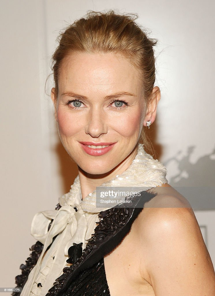Actress Naomi Watts attends the launch of Trump International Hotel and Tower Dubai on June 23, 2008 at the Park Avenue Plaza in New York City.